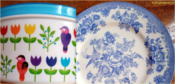 birds kitchenware